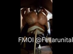 Showing Off My Girls Fat Ass While Drilling Her Pretty Pussy Thumb