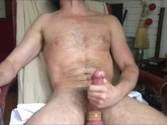 Giving my big cock some good time... Thumb