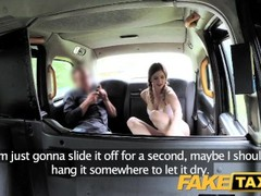 FakeTaxi Petite teen with big tits gets dick Thumb