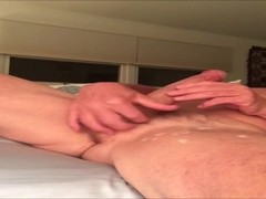 Giving some good time to my big cock.. Thumb