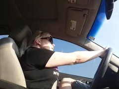 edging while driving Thumb