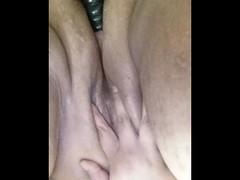 Bbw pussy play Thumb