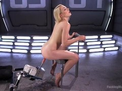 Lily LaBeau in Machine Fucked Thumb