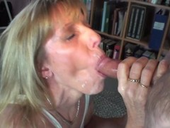 New guy Pisses in my mouth and all over me and then CUMs in my mouth! Thumb