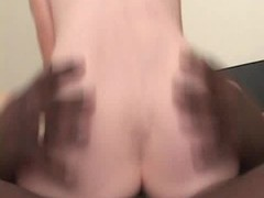 Ugly brunette fucked by huge black cock Thumb