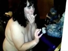 Big girl cum hooker ass vag and mouth banged with swallow Thumb