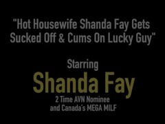 Canadian Housewife Shanda Fay Is Banged By Lucky Camera Guy! Thumb