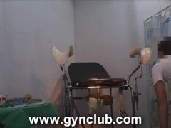 A girl is examined by a gynecologist 02 Thumb