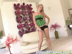 Tall Blonde Teen Summer Day Gets Ass Fucked for First Time! Thumb