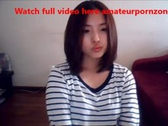 Cute Korean Girl on Web Cam Thumb