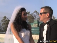 Lou Charmelle Gets Special Wedding Gift - Cuckold Sessions Thumb