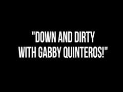 Insatiable Mexican Nympho Gabby Quinteros Fucked Hard By Evan Stone! Thumb