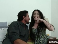 Jennifer White fucked in front of husband Thumb