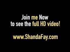 Cougar Shanda Fay Fucks & Sucks In Silver Heels In A Camper! Thumb