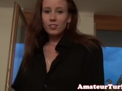 European amateur dances on webcam Thumb