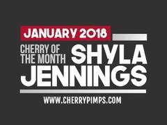 Shyla Jennings Masturbates In The Bath Thumb