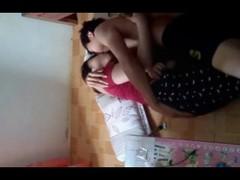 Asian Couple Having Sex (Tranh Thu Luc Con Ngu) Part 1 Thumb