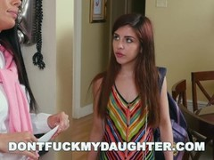 DON'T FUCK MY DAUGHTER - Rachel Starr & Bruno Fuck Teen Sally Squirt Thumb