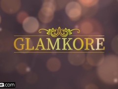 BANG Glamkore - Glam socialite Naomi Bennet gets a mouthful of cum Thumb