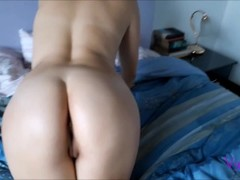 Italian Teen Banged in Pov, Cum on Big Ass.. Thumb