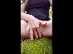 Requested, pissing in pretty outdoor places, compilation Thumb