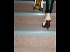 upstairs with heels Thumb