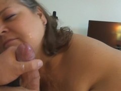 MILF GILF Amatuer and Pro Nasty Cumshot Compilation #1 Thumb