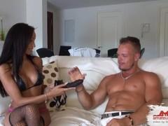 Mein Porno mit TVStar JanMartin Kuhnke alias Bodo Thumb