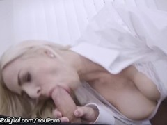Natural Big Titties Czech Squirts with Thick Cock Stud Thumb