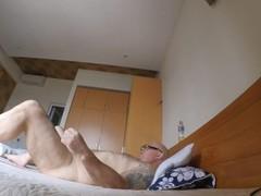 Hot Korean milf gives me massage and nice blowjob Thumb