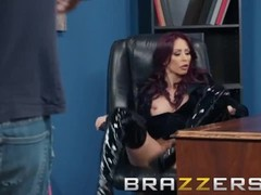 Brazzers - Monique Alexander wants her boots shined and her ass fucked Thumb