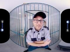 BaDoinkVR.com Reunion In The Jail Cell With Latina Teen Maya Bijou Thumb