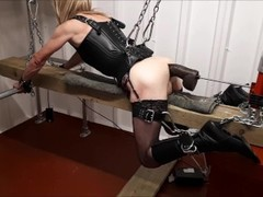 RachelSexyMaid - No.17 - 13 inch BBC Dungeon Punishment Thumb