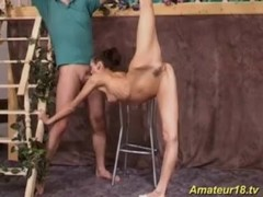 flexi sex with young skinny gymnast Thumb