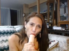 Fascinating roleplay MILF with dirty talks squirting pussy Thumb