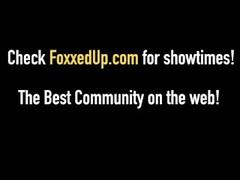 Young Ebony Jenna Foxx Takes Fuck Classes By Milf Mindi Mink Thumb
