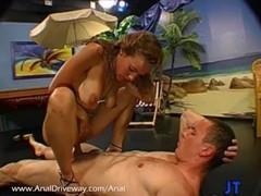 Magdalenas Double Vaginal - Anal Drive Way Thumb