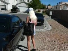 Mother Knows Best 2......Kasey Storm Surprises Her Stepson For Hiking Trip Thumb