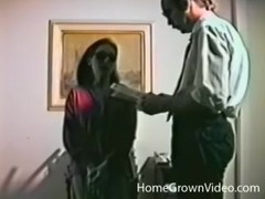 Mature lady doctor visit turns into sex Thumb