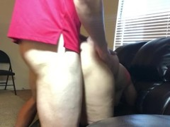 Gigantic Titty Chick Deep Throat & Pussy Fuck By Personal Trainer Part 2 Thumb