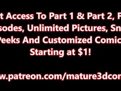 3D Comic Wife Cheats & Cuckolds Husband With A Young Stud.mp4 Thumb