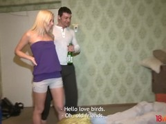 18videoz - Betsey Kite - Kerti - Two dicks for two chicks Thumb