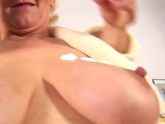 busty mom fisted by her toy boy Thumb