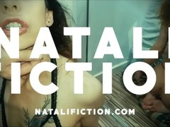 He fucks my Ass by surprise and cums on me - Natali Fiction Thumb