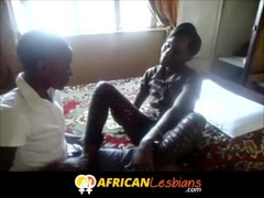 First time amateur African lesbians attack! Thumb