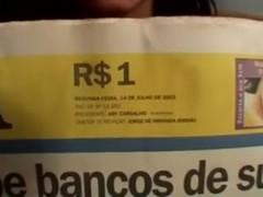 Camila Free Anal  Brazilian Porn Thumb