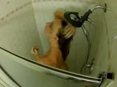 Super Hot Blonde GF Shower then Fuck!! Thumb