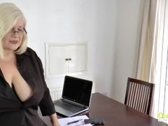 OldNannY Lacey Star Lesbian Theme Sexy Video Thumb