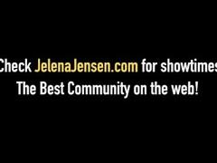 Green Haired Jelena Jensen Fucks Short Hair Milf Ryan Keely! Thumb