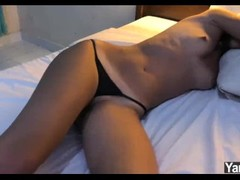 Teen Creampied in Reverse Cowgirl Thumb